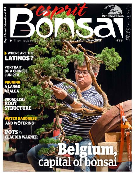 Esprit Bonsai International #99 - Digital version only