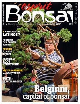 Esprit Bonsai International #99 - digital version