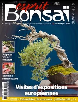 Esprit Bonsaï n°083