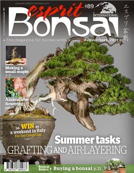 Esprit Bonsai International #89